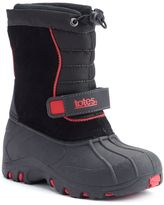 totes Jacob Boys' Waterproof Snow Boots