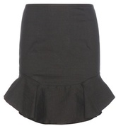 Etoile Isabel Marant Isabel Marant, Étoile Newt Cotton And Linen-blend Skirt