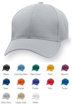 Augusta Sportswear 6233 Youth Sport Flex Athletic Mesh Cap - M/L
