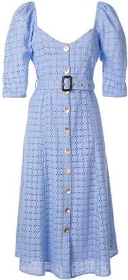 We Are Kindred Vienna crochet midi dress