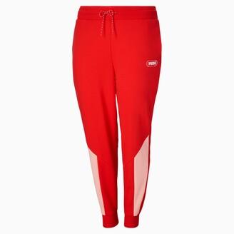 Puma Rebel Women's High Waist Sweatpants PL