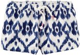 Osh Kosh Girls 4-8 Pattern Shorts