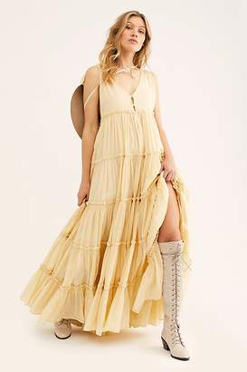 Innika Choo Rayleigh Grait Maxi Dress by at Free People