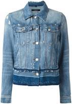 J Brand Deena denim jacket - women - Cotton - S