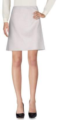 TSE Knee length skirt