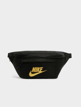 Nike Bumbag in Black Orange