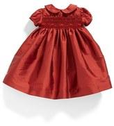 Isabel Garreton Infant Girl's Smocked Dress