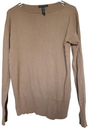 Lauren Ralph Lauren Camel Cashmere Knitwear for Women