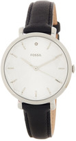 Fossil Women&s Incandesa Leather Strap Watch