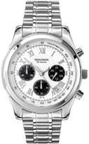 Sekonda Men's Chronograph Stainless Steel Bracelet Watch