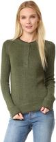 Antik Batik Milly Henley Sweater