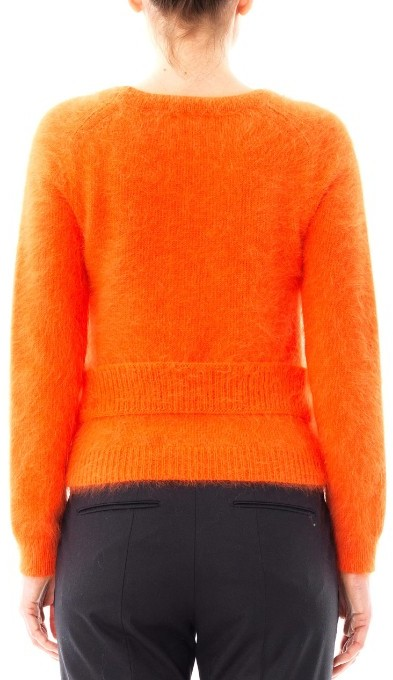 J.W.Anderson Banded angora sweater