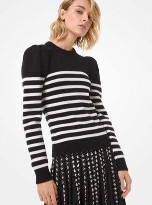Michael Kors Cashmere Mariner Sweater