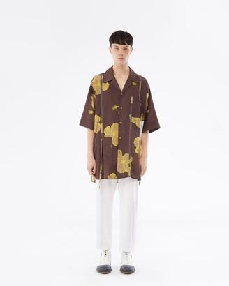 3.1 Phillip Lim Oversized Camp Collar Shirt