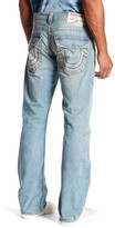 True Religion Straight Leg Flap Pocket Jeans