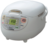 Zojirushi Neuro Fuzzy Rice Cooker & Warmer