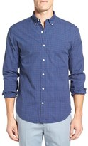 Bonobos Men's 'Birch' Slim Fit Windowpane Check Sport Shirt