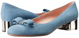 Salvatore Ferragamo Vara Fashion High Heels