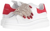 Alexander McQueen Sneake Pelle S.Gomma Women's Hook and Loop Shoes
