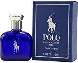 Polo Ralph Lauren Blue Eau de Toilette Splash/Dab-On, 0.5 Ounce