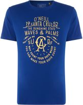 O'neill Waves & Palms T-shirt
