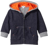 Splendid Littles French Terry Mesh Zip-Up Hoodie Boy's Sweatshirt