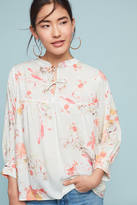 d.RA Soft Florals Top