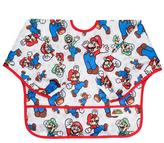 Bumkins Super Mario & Luigi Sleeved Bib