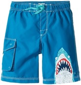 Hatley Toothy Shark Boardshorts Boy's Swimwear