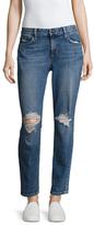 Joe's Jeans Billie Distressed Ankle Slim Boyfriend Jean