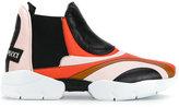 Emilio Pucci hi-top sneakers