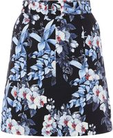 Oasis TROPICAL ORCHID SHIFT DRESS