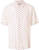 AllSaints cherry print shirt