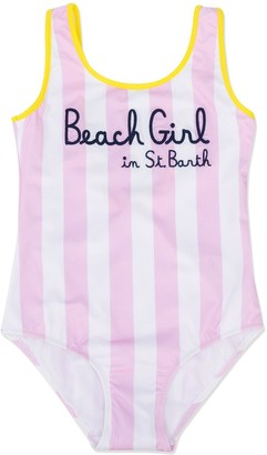 MC2 Saint Barth Corey striped swimsuit
