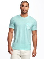 Old Navy Graphic Pocket Tee for Men