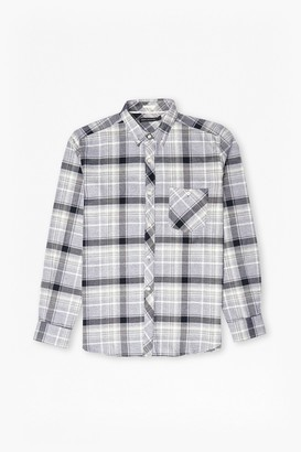 French Connection Ijolite Grindle Tartan Shirt