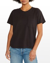 Thumbnail for your product : ÉTICA Avril Pocket Tee