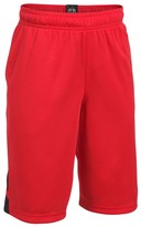 Under Armour Boys 8-20 Triple Double Shorts