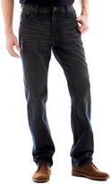 JCPenney THE FOUNDRY SUPPLY CO. The Foundry Big & Tall Supply Co. 5-Pocket Jeans