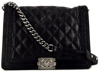 Chanel Pre Owned 2013 Boy shoulder bag