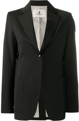 Barena Single-Breasted Tailored Blazer