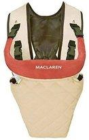 Maclaren Techno Baby Carrier - Tan/Crimson