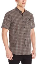 O'Neill Men's Emporium Check Short Sleeve