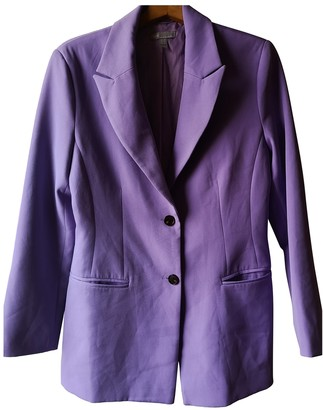 ASOS Purple Jacket for Women