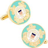Accessories US Coast Guard Cuff Links