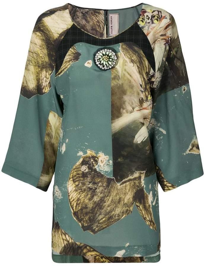 Antonio Marras printed blouse