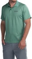 Columbia Utilizer Stripe III Polo Shirt - Omni-Wick®, UPF 30, Short Sleeve (For Men)
