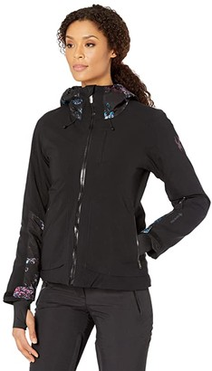 Spyder Balance GTX Jacket (Black) Women's Coat