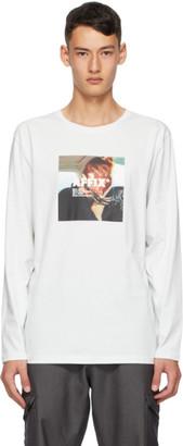 AFFIX Green Radio Long Sleeve T-Shirt
