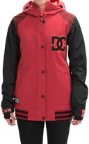 DC DCLA Snowboard Jacket - Waterproof, Insulated (For Women)